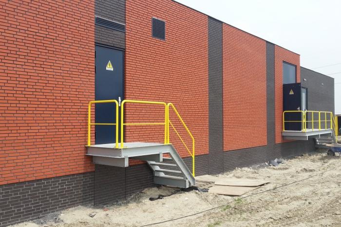 Enexis Weiwerd Nieuwbouw 110kV Gebouw 10.jpg
